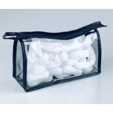 Amenities Zip closed Guest bag