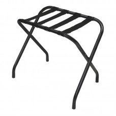 Compact Luggage Rack Black