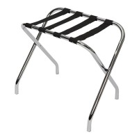 Compact Luggage Rack Chrome