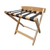 Wooden Luggage Rack - Beech - SALE