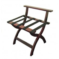 Timber Luggage Stand