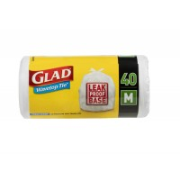 Glad Garbage Bag 27L x 40