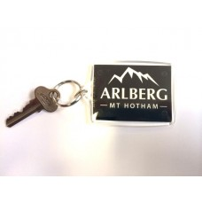 Hotel Key tag with Ring