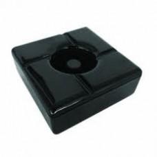 Black Windproof Ashtray