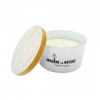 Vanilla Caramel Fragrant Candle