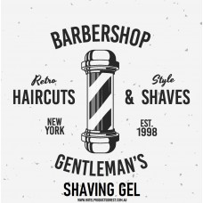 BarbershopShaving Gel x 100