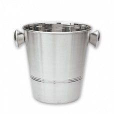 Stainless Steel Heritage Style Wine Bucket