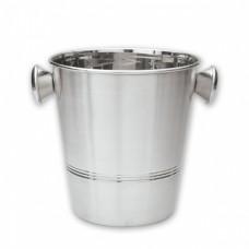 Stainless Steel Heritage Style Wine Bucket