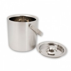 Insulated Steel Ice Bucket  1 Litre