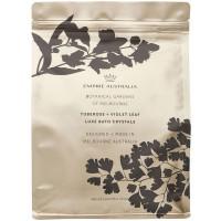Tuberose and  Violet Bath Salts 1Kg + FREE Loofah