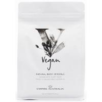 Vegan Geranium & Sage Bath Crystals + FREE Loofah