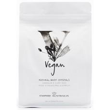 Empire Vegan Geranium & Sage Bath Crystals