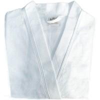 Diamond Kimono Waffle Robe + Free 1 eye mask