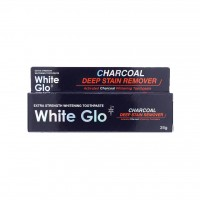 Charcoal Deep Stain Remover Toothpaste Sample