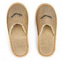 Ancient Earth Rattan Slippers x 20
