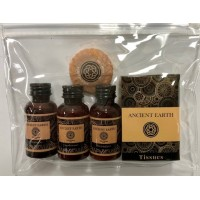Ancient Earth Pamper Pack + Bonus Sani Gel