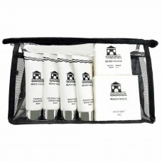 Beach House Surfers Travel Pamper Pack + FREE Pair of Slippers