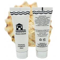 Beach House Tropical Shampoo  30ml x 50