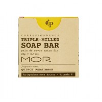 MOR Correspondence 20g Boxed Soap x 50