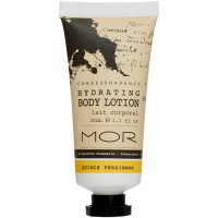 MOR Correspondence Body Lotion Tubes 30ml x 50