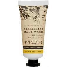 MOR Correspondence Refreshing Body Wash x 50