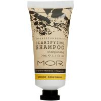 MOR Correspondence Clarifying Shampoo Tubes 30ml x 50
