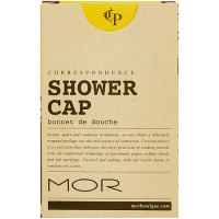 MOR  Correspondence Shower Caps x 65