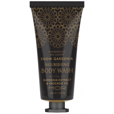 MOR Snow Gardenia Body Wash 35ml x 50