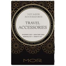 MOR Snow Gardenia Boxed Travel Accessory  x 50