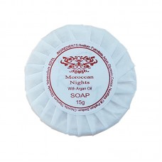 Moroccan Nights Pleat Wrapped Soaps 15gm x 200