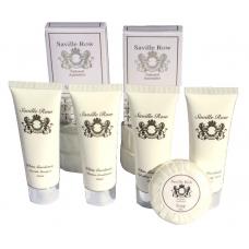 Saville Row White Gardenia Starter Pack