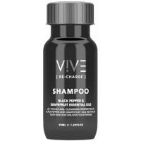 VIVE Recharge 50ml Shampoo Bottles x 50