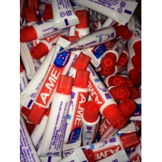 6 Gram Toothpaste tubes 6 gram x 100