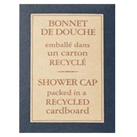 Damana Earth & Sun Boxed Shower Cap x 50