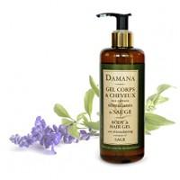 Damana Hair & Body Wash (Shampoo) 300 ml