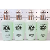 Saville Row Elegance Body Wash - GreenTea x 50 - Free