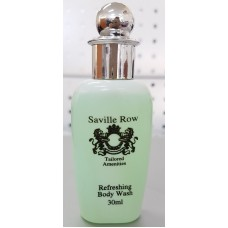 Saville Row Elegance Body Wash - GreenTea x 200 - Free - Pick up Only