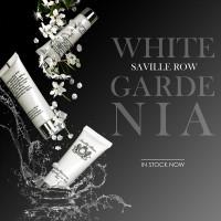 Saville Row White Gardenia