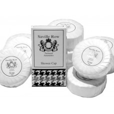 Saville Row Shower caps x 100
