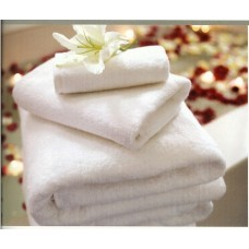 Pearl White Hand Towel - SPECIAL