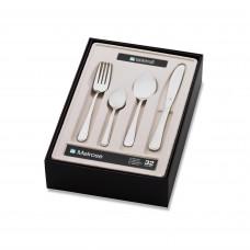 Melrose 32pc Cutlery Set