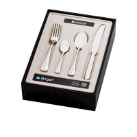 Bogart 32pc Cutlery Set with Solid Knives