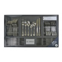 Elite 56pc Cutlery Set in Entertainer Box