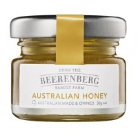 HONEY Glass Jam Jar 30g x 120