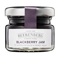 Beerenberg Blackberry Jam Jar 30g x 120