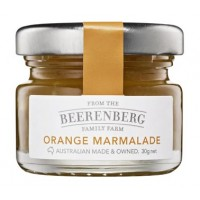 Beerenberg Orange Marmalade Jar 30g x 120