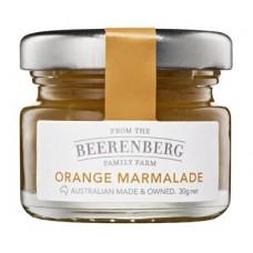 Beerenberg Orange Marmalade Jar 30gm x 120