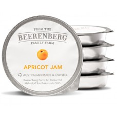 Beerenberg Sterling Apricot  Jam 15gm x 120