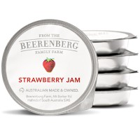 Beerenberg Sterling Strawberry Jam 15gm x 120
