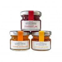 Beerenberg Country Favorites Mixed Glass Jam